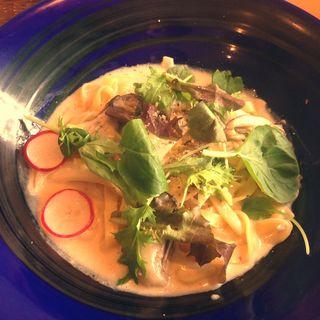 牡蠣の豆乳クリームパスタ(グレイスガーデンプラス (GRACE GARDEN PLUS))
