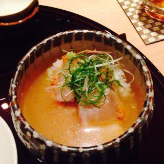 鯛茶漬け(十三蔵 (トミクラ))