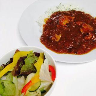 チキンカレー(きりんカフェ)