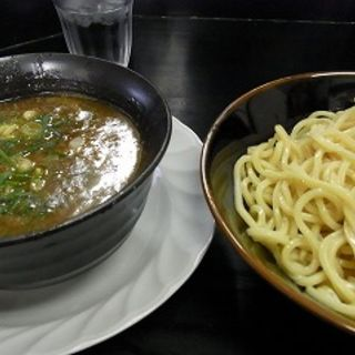 コク醤油つけ麺(麺将 重厚軍団 (【旧店名】ラーメン軍団))