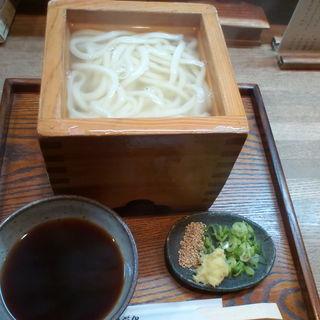 釜揚げうどん(喜楽庵 (きらくあん))
