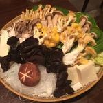 Various Mushrooms & Vegetables for Hot Pot