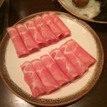 Pork Slices for Hot Pot