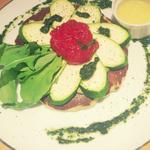 Green Butter Pancake