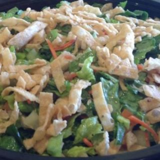 Mandarin Chicken Salad(Saladish)