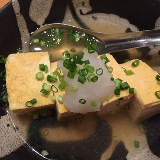 出汁巻き玉子(魚真 渋谷店 (うおしん))