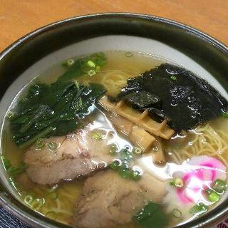 魚河岸ラーメン(がんちゃん )