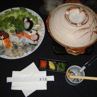 海鮮鍋( Restaurant Tamatebako)