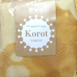 チャイクレープ(ラップド クレープ コロット 有楽町メトロ店 (Wrapped Crepe Korot))