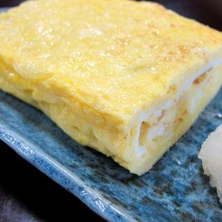 厚焼き玉子(Restaurant Alpha)