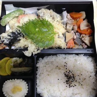 天ぷら定食(小雀弥 西中島店 )