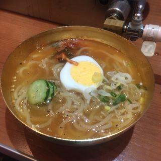 Mini Reimen(大阪焼肉・ホルモン ふたご 恵比寿店 )