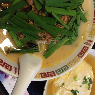 豚骨台湾定食(栄成軒)