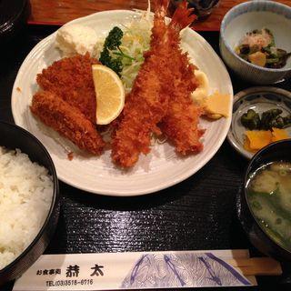 フライ定食(お食事処 恭太 (オショクジドコロ・キョウタ))