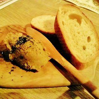 鶏レバーのパテ(大衆ビストロ バカ (VACA【旧店名】ヴァンピーロ))