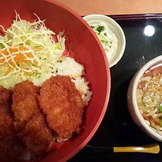 ソースカツ丼(かね家 )