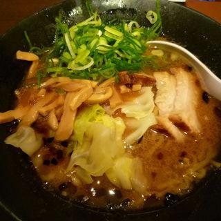 味噌ラーメン(らーめん酒家 驛麺(えきめん))