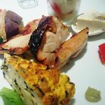 TO;FUKU PLATE(お肉 チキンの塩麹焼き)