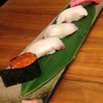 海鮮上にぎり寿司6貫
