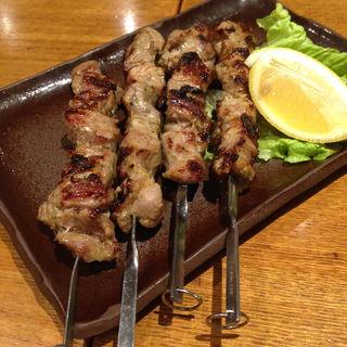 ラム肉の串焼き(ZA・KO・BA 三宮店 (ザコバ))
