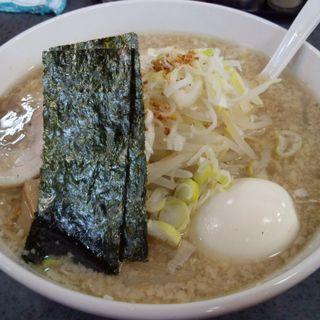 ハッスル復刻ラーメン(醤油)(ハッスルラーメン ホンマ 亀戸店 )