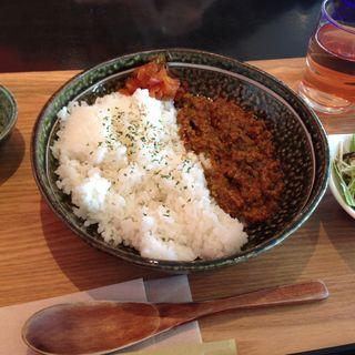 小豆島のキーマカレー(離島キッチン)
