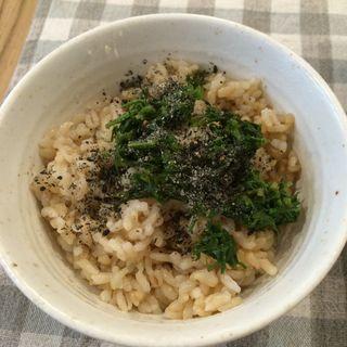 Brown Rice with Aona(ブリッサ リブレリア (brisa libreria))