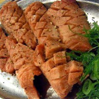 厚切り牛タン(多来多来 本店 (タクタク))