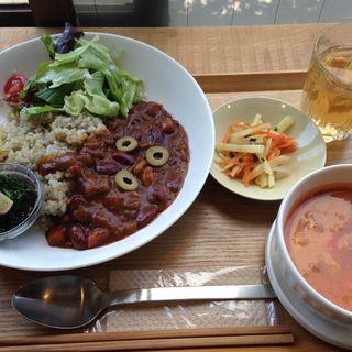 ベジハヤシライス(GAIA 食堂 お茶の水店 (ガイアショクドウ【旧店名】GAIA 食堂 GAIA CAFE))