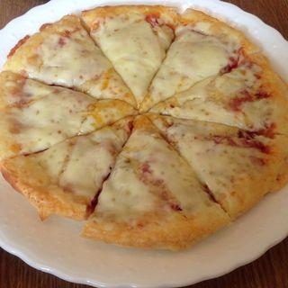 サラミピザ(エスプリ )