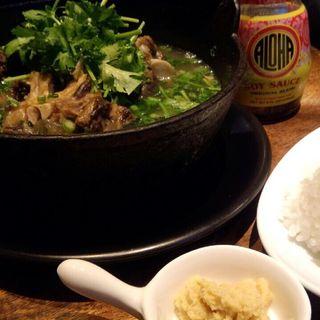 オックステールスープ(アザブジューバン カイ (Azabu-Juban KAI))