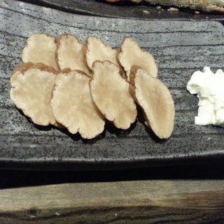 いぶりがっこクリームチーズ添え(越後屋玄白総本山 (エチゴヤゲンパクソウホンザン))
