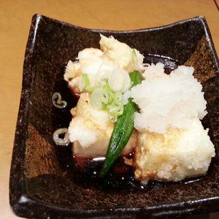 揚げ出し豆腐(若鯱家 品川シーサイドフォレスト店 (わかしゃちや))