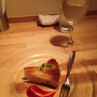 林檎のタルト(Shonan Pasta (ショウナンパスタ))