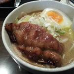 札幌味噌ハーフラーメン