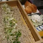 薬味たっぷり蕎麦と三昧プレート膳