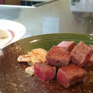 和牛フィレ肉 150g(いづな )