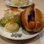 海老サンドセット