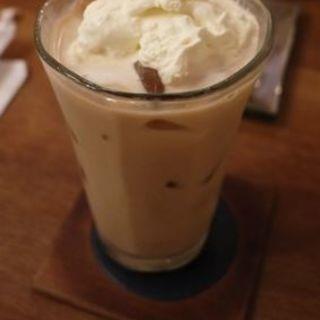 コンチネンタル・ロイヤル・アイスミルク・ティー(ムレスナティーハウス 京都本店 )