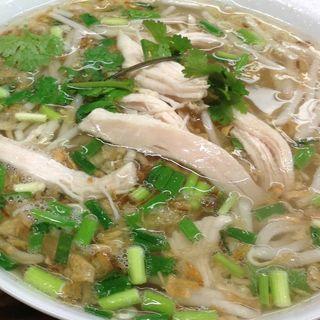 鶏肉フォー(ヒダリマキ2)