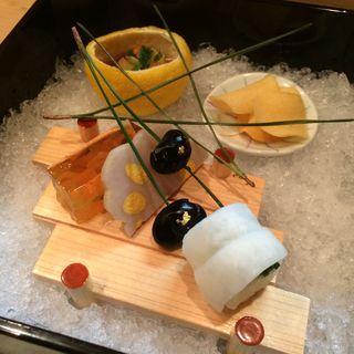 おまかせ料理(割烹 神留 (かんとめ))