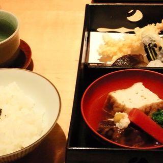 松花堂弁当(銀座ささ花)