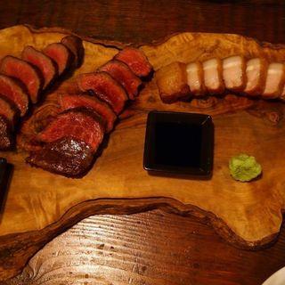 お好きな肉盛り合わせ(旬熟成 )
