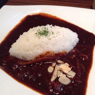 早矢仕ライス(M&C Cafe 丸の内オアゾ (エムシー・カフェ))