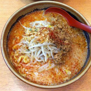 信州味噌ラーメン(味噌屋 麺次郎)