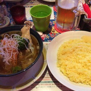 チキン(マジックスパイス 東京下北沢店)