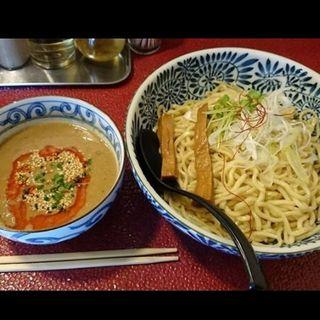 西京味噌坦々つけ麺(大)(一乗寺つるかめ )