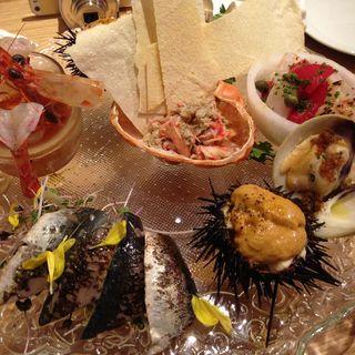 全国各地の美味しいお魚 オーシャンプレート(ARBOL (アルボール))