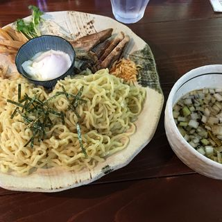 温玉柚子つけ麺(正月屋 (しょうがつや))