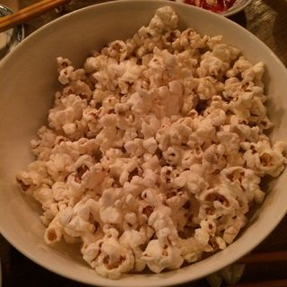 House Made Buttered Popcorn(ヘッドロックカフェ)